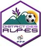 Logo District des Alpes